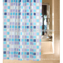 Window Location and Printed Pattern Printing Shower Curtain