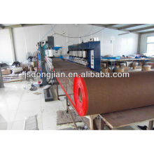 High temperature resistance conveyor dryer belt