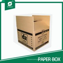 Признавайте Изготовленный На Заказ Коробка Коробки РКБ Коричневая Упаковка