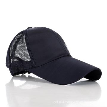 Custom Blank Long Bill Baseball Cap