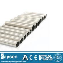 Tubos de tubos DIN 11850 Aço inoxidável soldado