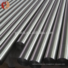 Barras de titanio ASTM F136 ti6al4v eli utilizadas para operaciones quirúrgicas