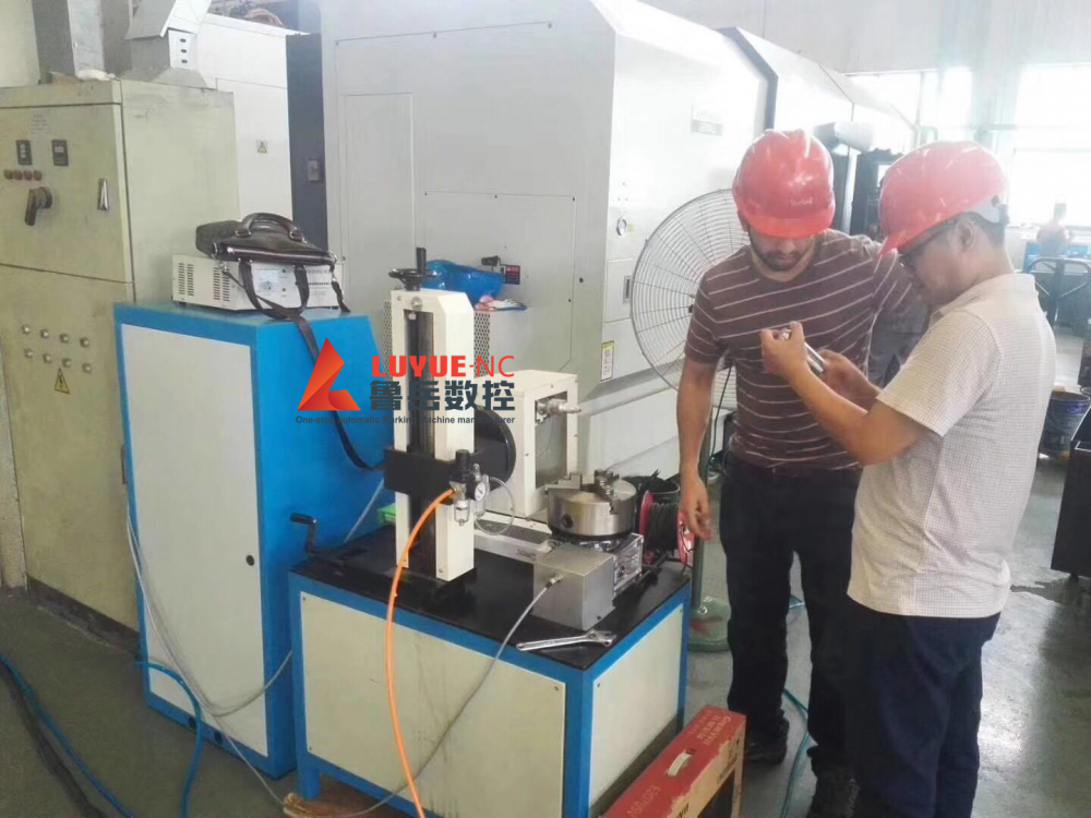 Brake Disc Flange 3d Pneumatic Engraving Machine