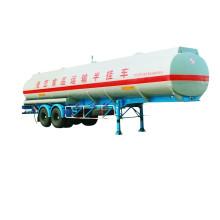 Camión cisterna del tanque del semirremolque de HOWO (ZZ4257N3241W + THT9270GYS)