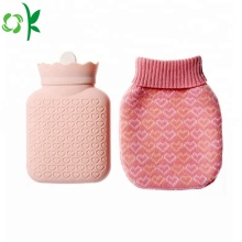 2018 New Silicone Hot Water Bag for Girls
