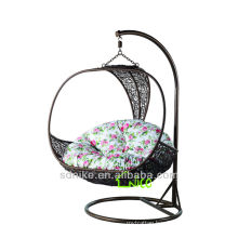 Outdoor hanging patio swing chair SW-016