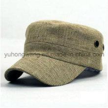 Sombrero de los deportes de la alta calidad modificado para requisitos particulares, casquillo del ejército del béisbol