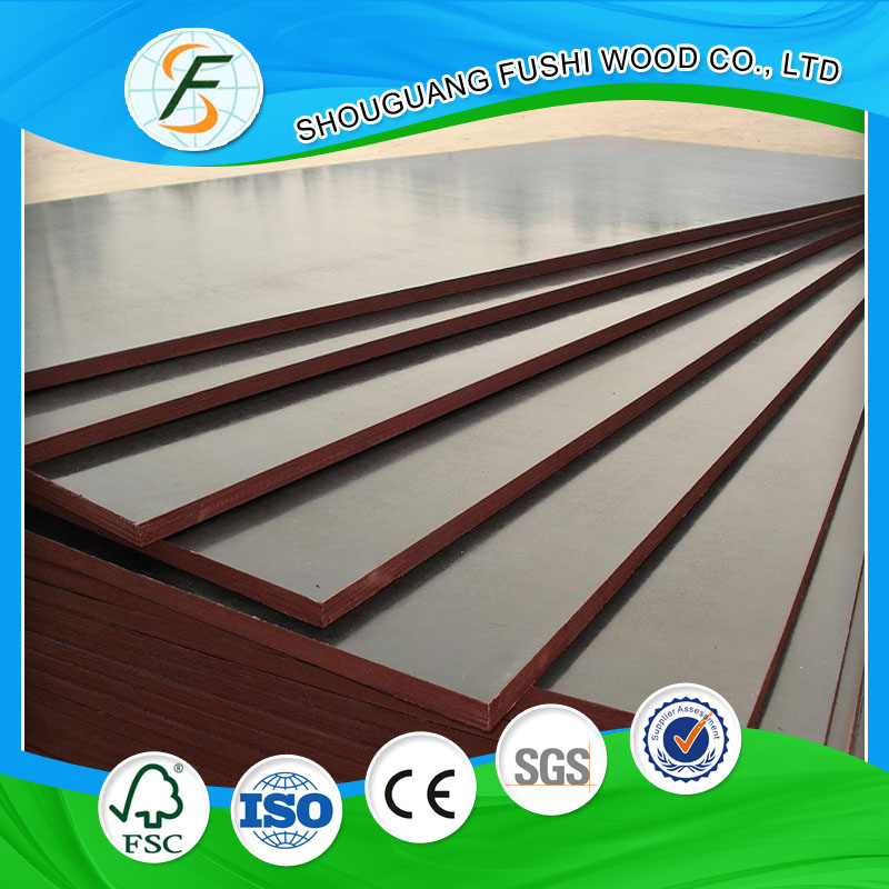 our Black Film Faced Plywood are very poplar in the GCC countries