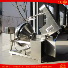 Stainless Steel Industrial Popcorn Machine Maker Hot Air Popcorn Machine