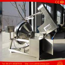 Edelstahl-Popcorn-Maschine-Hersteller Heißluft-Popcorn-Maschine