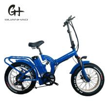 20 Inch Full Suspension Fat Tire Electric Bike