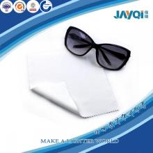 White Chamois Sunglasses Wipe Cloth