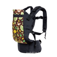 Simple Open Printing Baby Carrier