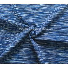 Good Quality Satin Dye Polyester Spandex Casualwear Garment Fabric (HD2204332)