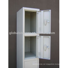 Three-tier locker