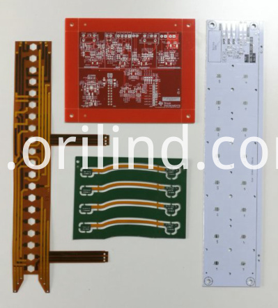 Various printed circuit board