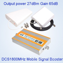 3G WCDMA 2100MHz Signal Booster 27dBm GSM Repeater St-3G