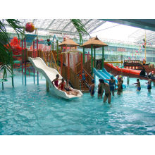 Indoor / Outdoor Aqua Park Equipment, Kids' Water Playground For Family Fun Customized
