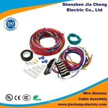 Conjuntos de cabos médicos para cablagens