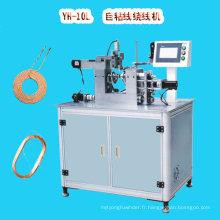 Machine d'enroulement auto-adhésif haute précision