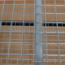 Poudre en gros enduit industriel Rack / support de moule avec le panneau de fil