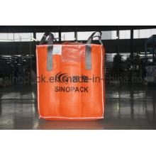 Big Bulk Bag FIBC with Top Filling & Discharge Spout