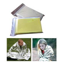 Outdoor Emergency Survival Blanket (Gold/Silver)
