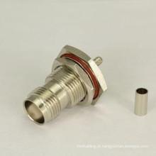50 Ohm TNC Tipo Conector RG316 RG174