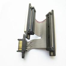 Conjuntos de cabo plano de fita IDC de conector JAE flexível