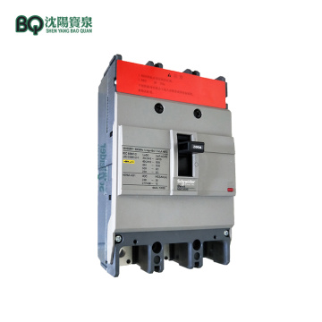 NSC Circuit Breaker 200A for Tower Crane