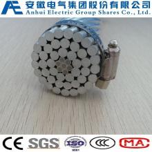 Sparrow / Aw, ACSR / Aw, Conductor de aluminio Acero recubierto de aluminio Soportado