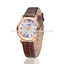 fashion costume quartz leather band lady hand watch price