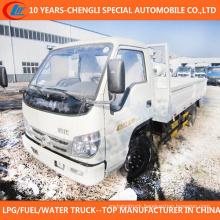 4X2 Cargo Truck High Quality 6 Wheels Light Truck