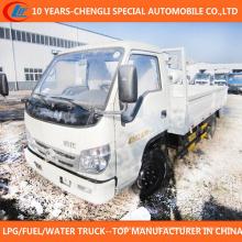 Caminhão leve da carga 4X2 caminhão leve de 6 rodas da qualidade