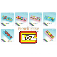 2016 Newest LOZ diamond Blocks DIY pencil case Plastic pencil case