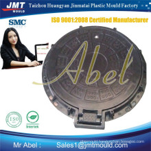 Manufacturing smc manhole cover mould