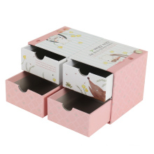 New Design Two Layers Chocolate Storage Box