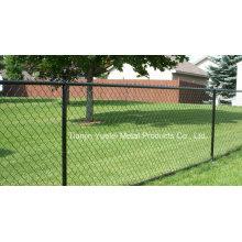 Clôture de piscine extérieure amovible / clôture de fil temporaire / clôture de jardin / clôture de jardin revêtu de PVC