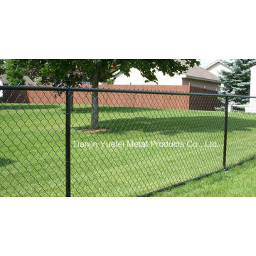 Outdoor Removable Pool Fence /Temporary Wire Fence/Garden Fencing/PVC Coated Garden Fence