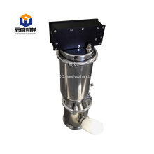 air drive food vacuum conveyor system