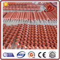 High capacity and stainless steel flexible screw conveyor