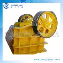 Good Quality Jaw Crusher for Stone PE