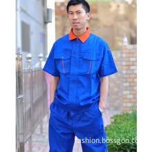 Work Clothes Men's Uniform Cotton Overall Workwear Uniform