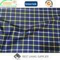 Классический проверки печать подкладки мужской костюм
