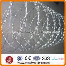 2016 shengxin best price concertina Razor Wire/razor barbed wire