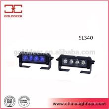 Voyant lumineux stroboscopique 8W LED Dash lumière/pont (SL340)