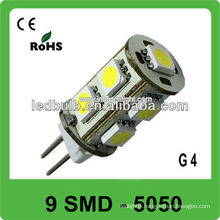 Warm white supply SMD led caravan light bulbs