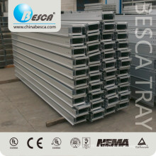 Cable Duct of Galvanized, Stainless Steel, Aluminum, FRP Finish and Material