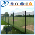 Anti climb high security 358 prison mesh fence