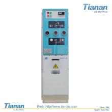 Hochspannungs-Schaltanlage Metall-Clad AC Ring Hauptgerät, 10 ~ 24kv Sf6 Gas Isolierte Schaltanlage Rum Schaltanlage (GIS)